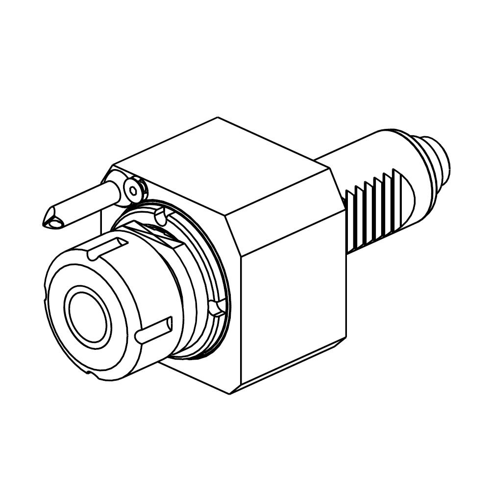 Головка сверлильно-фрезерная DA30-5480-25